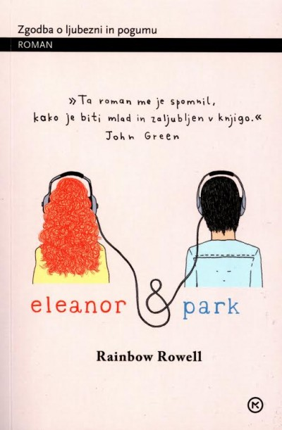 Eleanor in Park